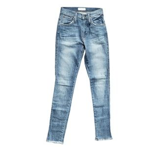 James Jeans Women's Class Skinny High Rise Jean
